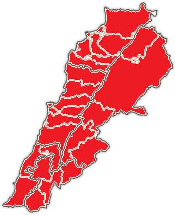 360px-Lebanon_districts